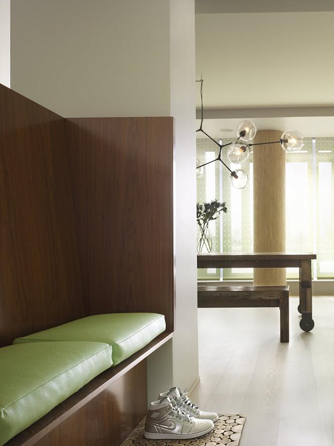 Богемная квартира (Bohemian Apartment) в США от Incorporated Architecture & Design. Нью-йоркская студия Incorporated Architecture & Design разработала и реализовала проект ремонта большой квартиры в Нью-Йорке.  Богемная квартира (Bohemian Apartment) в США                                   Bohemian Apartment           1