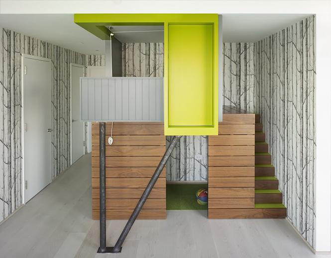 Богемная квартира (Bohemian Apartment) в США от Incorporated Architecture & Design. Нью-йоркская студия Incorporated Architecture & Design разработала и реализовала проект ремонта большой квартиры в Нью-Йорке.