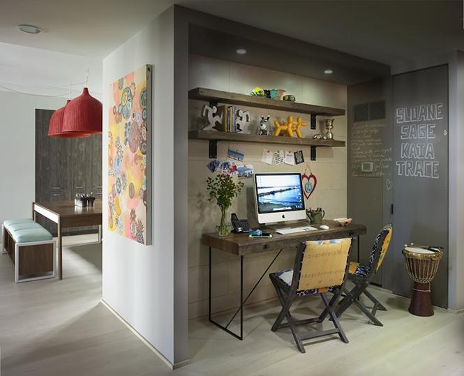 Богемная квартира (Bohemian Apartment) в США от Incorporated Architecture & Design. Нью-йоркская студия Incorporated Architecture & Design разработала и реализовала проект ремонта большой квартиры в Нью-Йорке.  Богемная квартира (Bohemian Apartment) в США                                   Bohemian Apartment           23