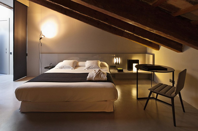 Отель Caro в историческом центре Валенсии, Испания  Отель Caro в историческом центре Валенсии, Испания            Caro                                                                          12