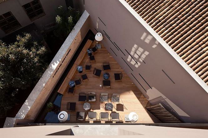 Отель Caro в историческом центре Валенсии, Испания  Отель Caro в историческом центре Валенсии, Испания            Caro                                                                          15