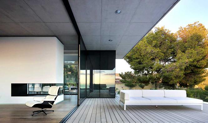 Архитекторы студии SCT Estudio de Arquitectura разработали дом на Майорке, Испания