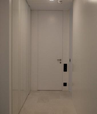 Алексей Николашин, знаменитый русский архитектор, завершил проект интерьера для квартиры в Триумф-Палас.
