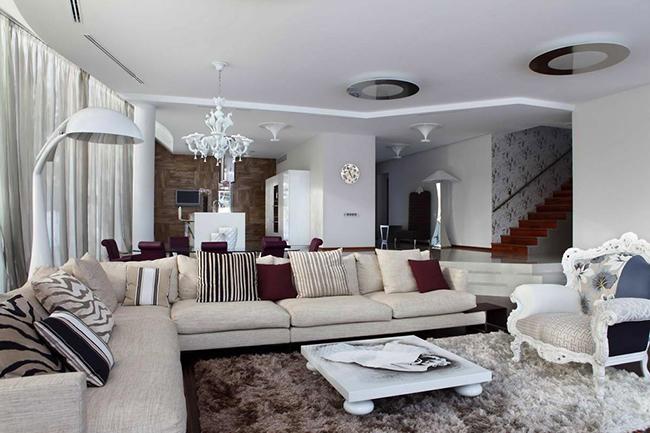 Архитектор Андрей Тигунцев (Andrey Tiguntsev) представил потрясающий проект стеклянный дом.    стеклянный дом в Иркутской области - Андрей Тигунцев                                                                  8