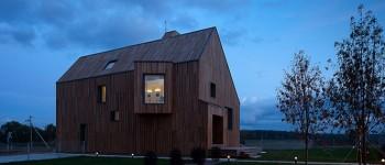 Активный дом в Подмосковье от студии Polygon