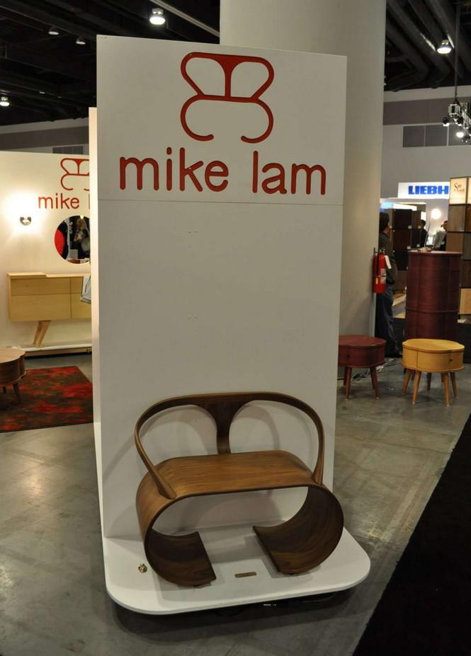 Дизайнер из Канады, Майк Лам, представил коллекции мебели на шоу IDSwest 2012  IDSwest 2012 - Уникальная мебель от Майка Лам                                                          1