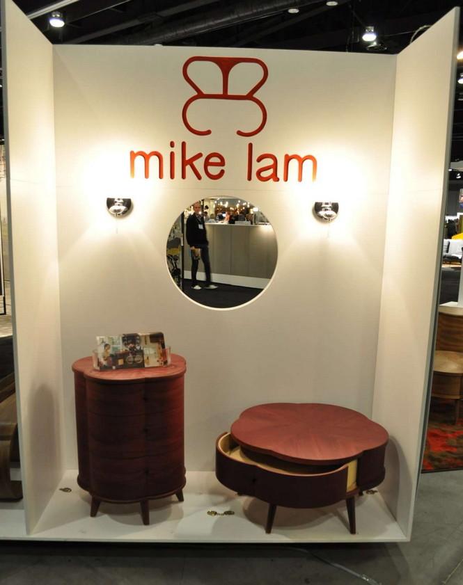 Дизайнер из Канады, Майк Лам, представил коллекции мебели на шоу IDSwest 2012  IDSwest 2012 - Уникальная мебель от Майка Лам                                                          12