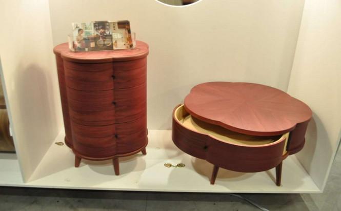 Дизайнер из Канады, Майк Лам, представил коллекции мебели на шоу IDSwest 2012  IDSwest 2012 - Уникальная мебель от Майка Лам                                                          13