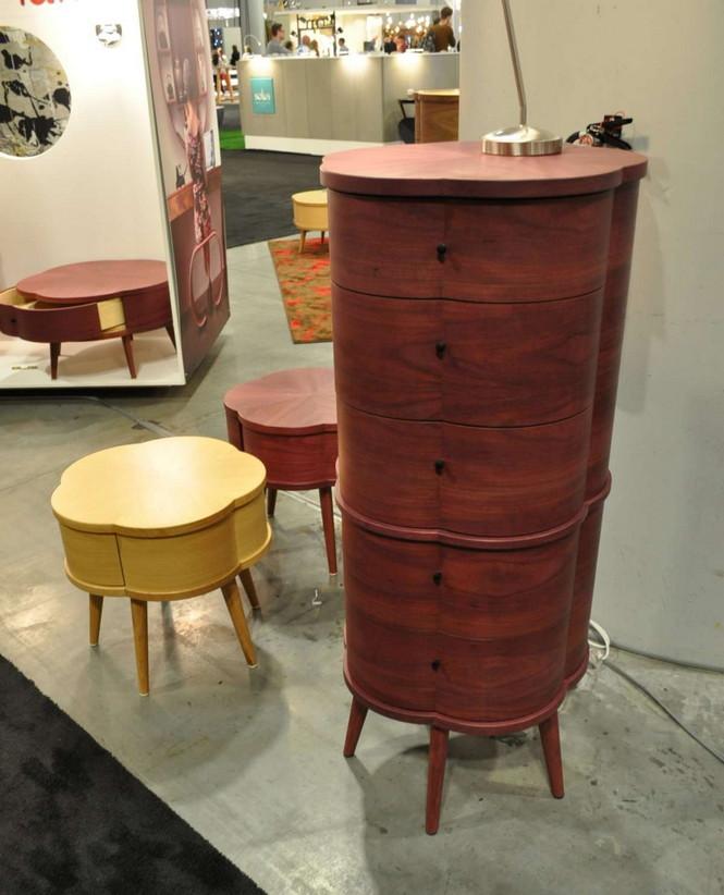 Дизайнер из Канады, Майк Лам, представил коллекции мебели на шоу IDSwest 2012  IDSwest 2012 - Уникальная мебель от Майка Лам                                                          14