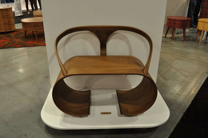 Дизайнер из Канады, Майк Лам, представил коллекции мебели на шоу IDSwest 2012  IDSwest 2012 - Уникальная мебель от Майка Лам                                                          3