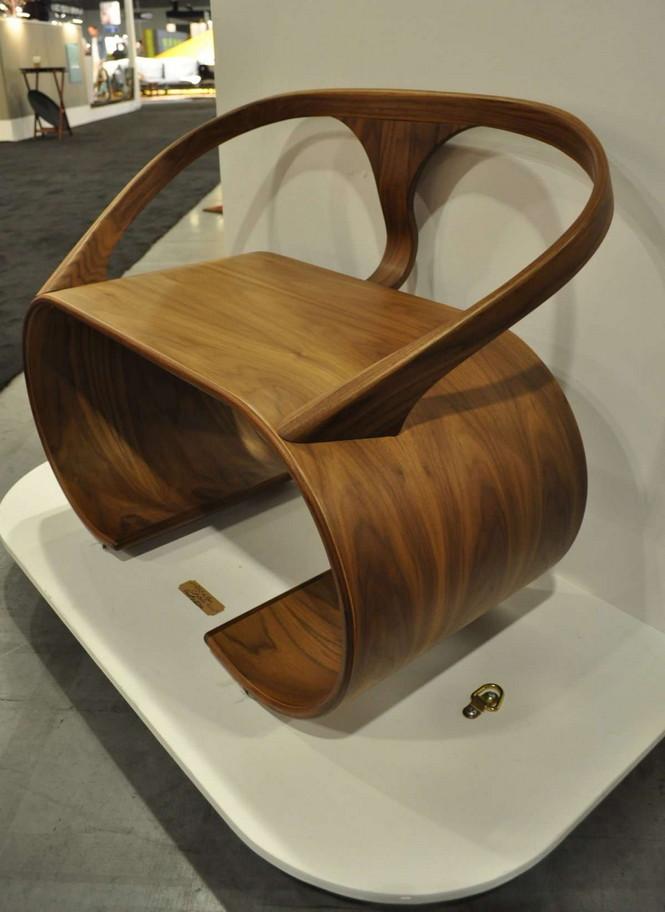 Дизайнер из Канады, Майк Лам, представил коллекции мебели на шоу IDSwest 2012  IDSwest 2012 - Уникальная мебель от Майка Лам                                                          6