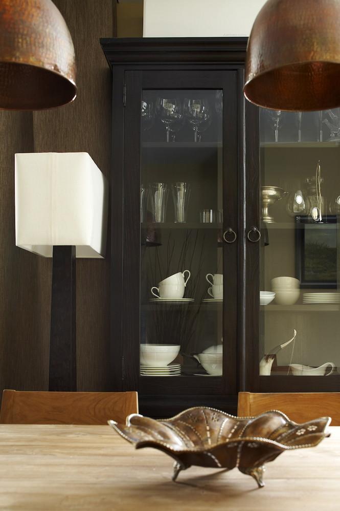 Интерьер данной квартиры в Москве спроектирован и реализован студией Однушечка Площадь резиденции составляет 67 кв.м и рассчитана она на семью из двух человек  Уютная квартира в Москве от студии Однушечка                                                                                    7