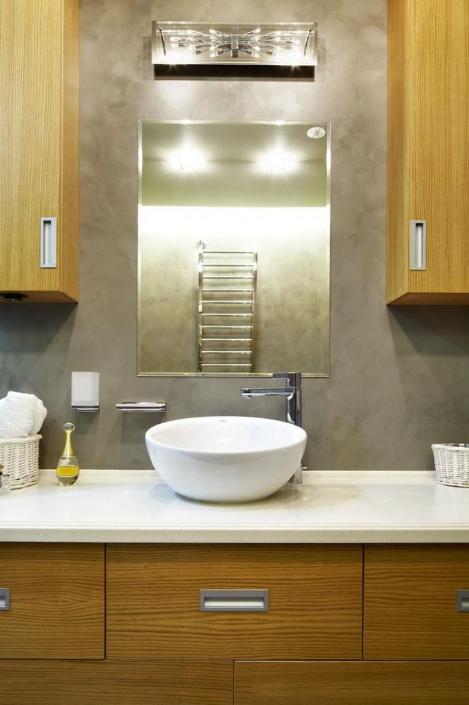 Дизайн cтудия Oднушечка разработала уютный, скромный и вкусный современный дизайн интерьерa в однокомнатный квартиpe в Москве.