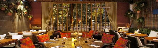 Ресторан Недальний Восток (Москва, Тверской бульвар, д.15, стр.2) соединил в себе новейшие тенденции ресторанного мира из Европы, Америки, Азии и Австралии.