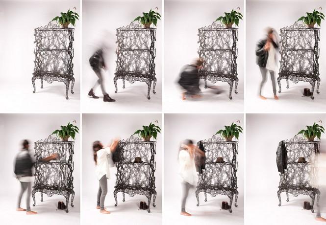 Проект дизайнера Tuomas Markunpoika Tolvanen, движимый желанием автора исследовать связь межд