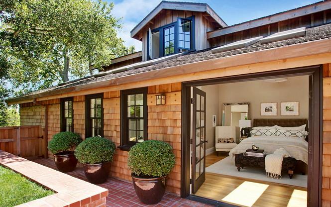 Резиденция Ralston Avenue расположена в Калифорнии и является, пожалуй, самой уютной в мире. Пять спален, открытые зоны отдыха и террасы, бассейн и красивая природа вокруг — все это досталось счастливому обладателю за $4,85 миллиона Самый уютный дом в мире Самый уютный дом в мире за $4,85 миллиона                                                 485                  24