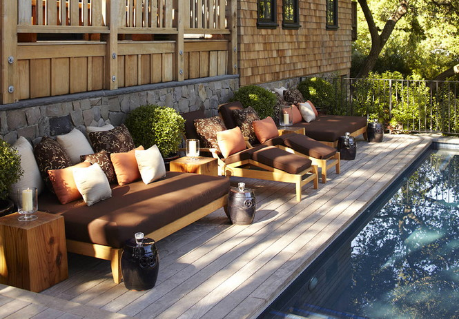 Резиденция Ralston Avenue расположена в Калифорнии и является, пожалуй, самой уютной в мире. Пять спален, открытые зоны отдыха и террасы, бассейн и красивая природа вокруг — все это досталось счастливому обладателю за $4,85 миллиона Самый уютный дом в мире Самый уютный дом в мире за $4,85 миллиона                                                 485                  3