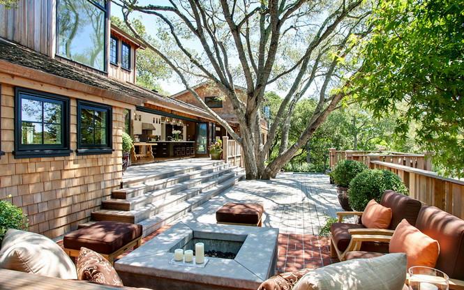 Резиденция Ralston Avenue расположена в Калифорнии и является, пожалуй, самой уютной в мире. Пять спален, открытые зоны отдыха и террасы, бассейн и красивая природа вокруг — все это досталось счастливому обладателю за $4,85 миллиона Самый уютный дом в мире Самый уютный дом в мире за $4,85 миллиона                                                 485                  4