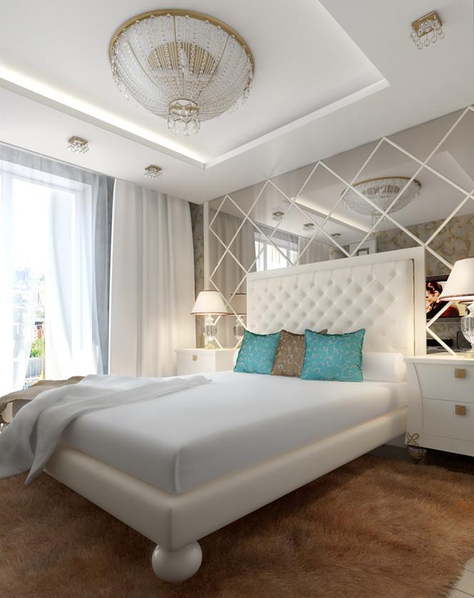 Свои креативные идеи для спален представляет основатель дизайн-студии и настоящий профессионал в области дизайна интерьера Евгений Жданов.  Креативные идеи для спален от Евгения Жданова                                                                                      4