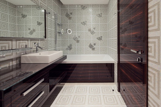 Российские дизайнеры интерьера из дизайн-бюро Geometrix Design создали свой очередной проект в престижном жилом комплексе  «Жилой квартал Шуваловский PRIMA» в Москве.  Роскошные московские апартаменты в жилом квартале Шуваловский                                                                                                                      1