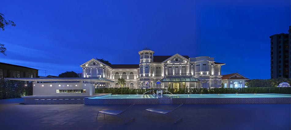 Роскошный бутик-отель Macalister Mansion в Малайзии slider15