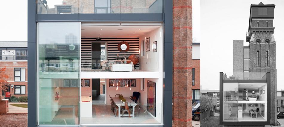 Готическая водонапорная башня превратилась в роскошный дом slider4