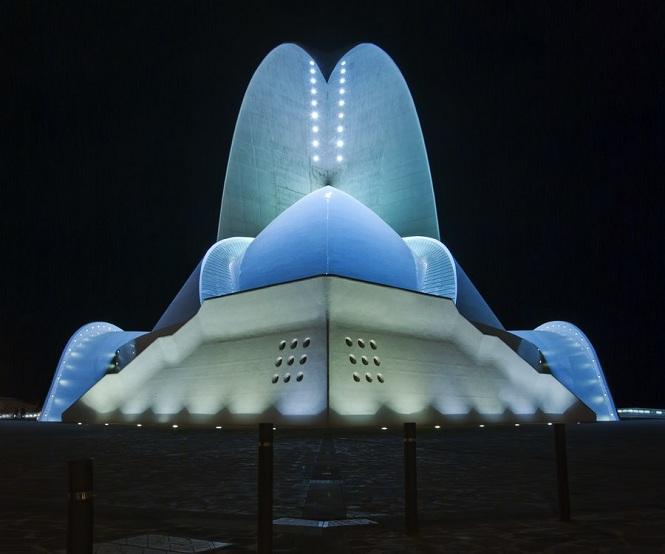 Самые необычные концертные залы мира       7