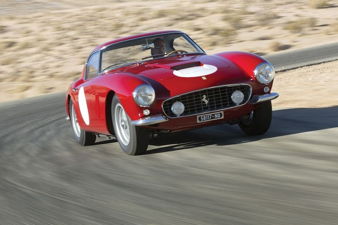 Увеличение продаж раритетных автомобилей в 2013 году 1960 Ferrari 250 GT SWB Berlinetta Competizione21