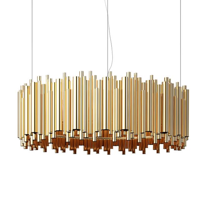 Светильник Brubeck – вдохновение музыкальным инструментом brubeck2