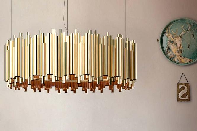 Светильник Brubeck – вдохновение музыкальным инструментом burbeck4