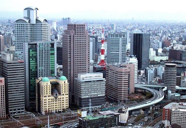 Самые дорогие города мира согласно Economist Intelligence Unit osaka1