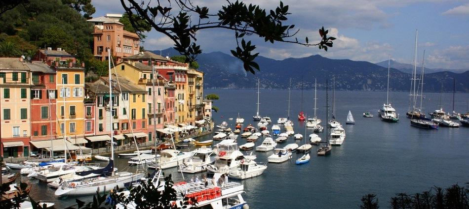 Земной рай на итальянском побережье – Портофино