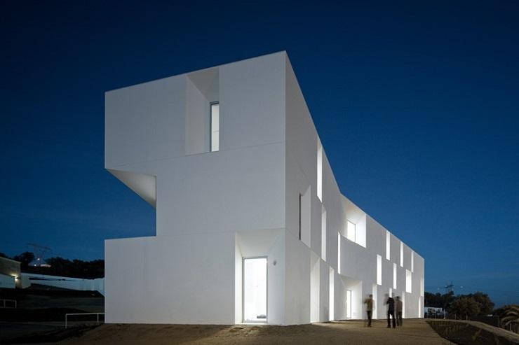 Самые яркие объекты современной архитектуры 2013 12 3g
