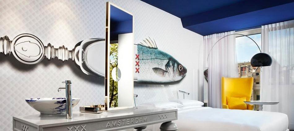 Вдохновение историей Нидерландов – бутик-отель сети Andaz Andaz hqroom ru 6 1