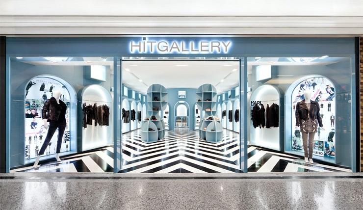 В итальянском стиле - мультибрендовый бутик Hit Gallery  Hit Gallery 01