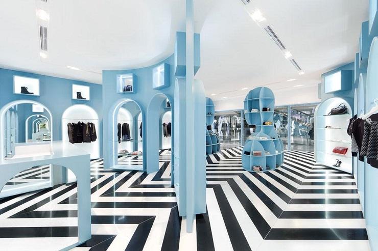 В итальянском стиле - мультибрендовый бутик Hit Gallery  big 402650 2792 Fabio Novembre HITGallery 07 by Dennis Lo1