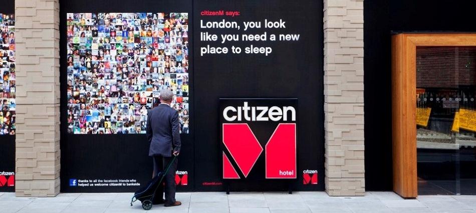 Отель citizenM London Bankside от Concrete Architectural Associates 206022 380757451987357 1312886474 n