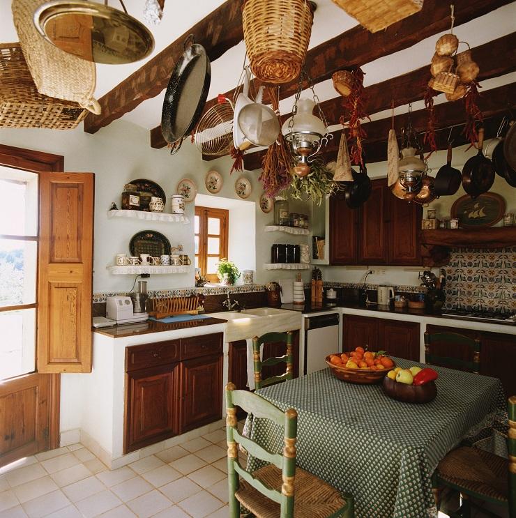 Уютный стиль кантри в домашнем интерьере XSAXiyxIba