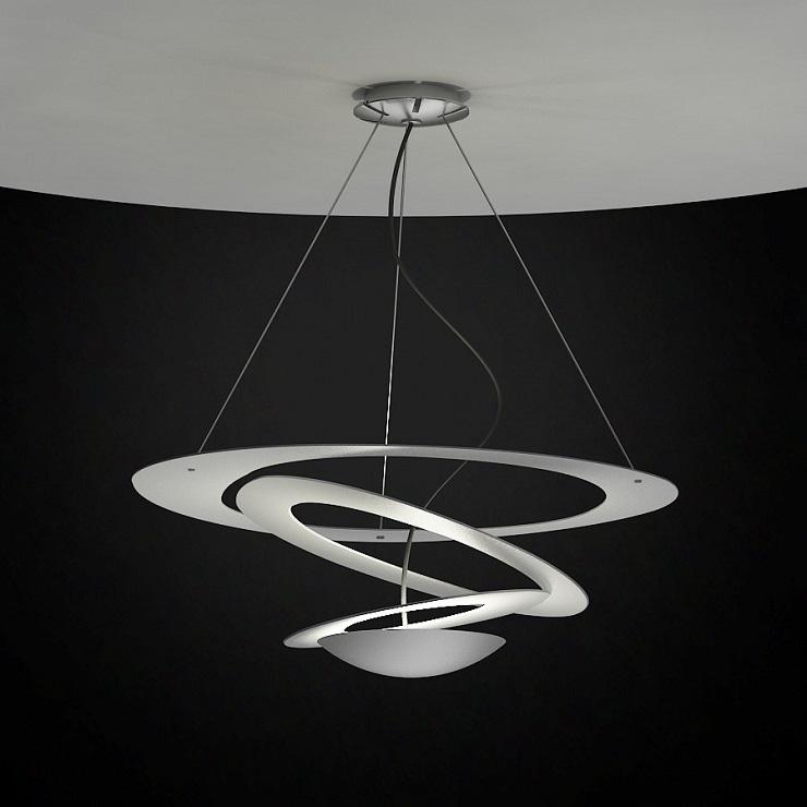 Artemide - лидер в области интерьерного освещения artemide pirce pendant lamp