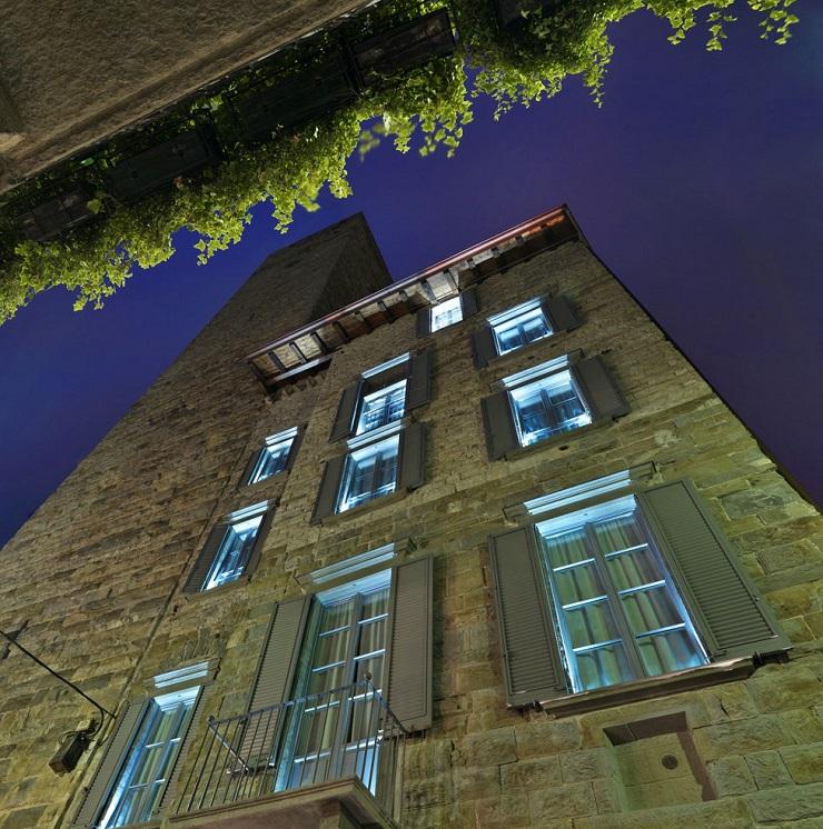 GombitHotel – cовременный дизайн в средневековом городе GombitHotel Bergamo 25