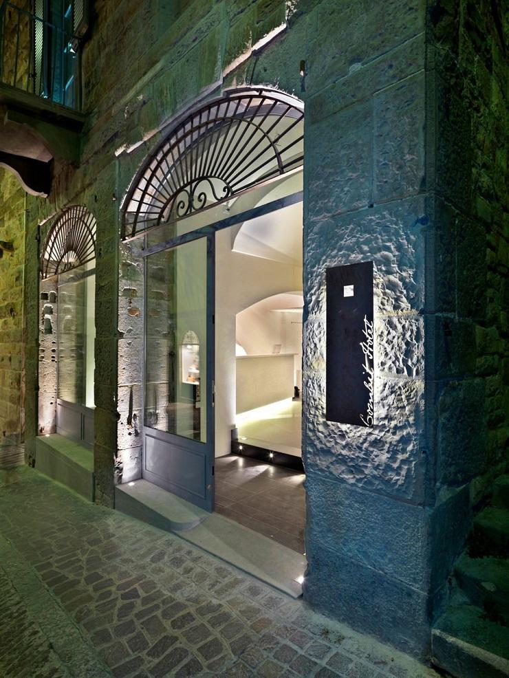 GombitHotel – cовременный дизайн в средневековом городе GombitHotel Bergamo 26