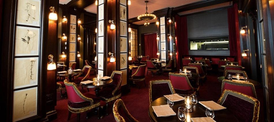 Cамые красивые рестораны мира (Architectural Digest) TheNomad 1