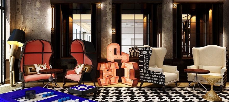 Бутик-отель QT Sydney: роскошные элементы декора и высокие технологии feat2