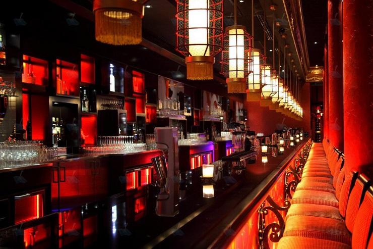Первый в России лаунж-ресторан Buddha-Bar bb