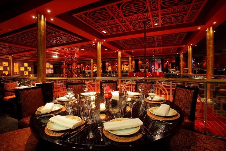 Первый в России лаунж-ресторан Buddha-Bar bbb