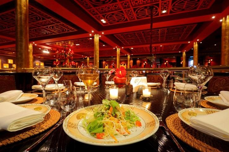 Первый в России лаунж-ресторан Buddha-Bar budha