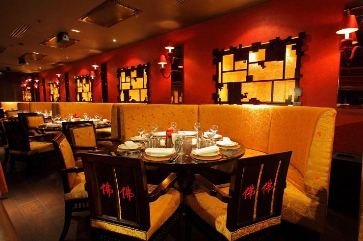 Первый в России лаунж-ресторан Buddha-Bar budhaaa