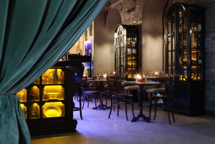 Уникальные места в городе- ресторан Бегемот в Санкт-Петербурге