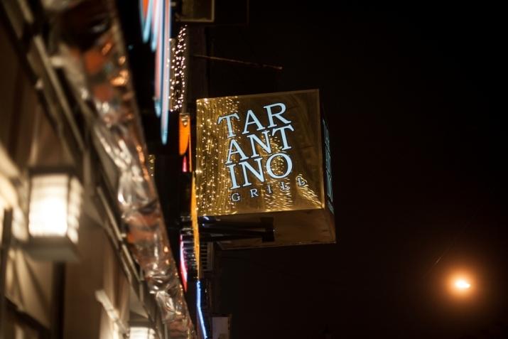 Стильный ресторан-  Tarantino Grill&Wine Bar на Подоле