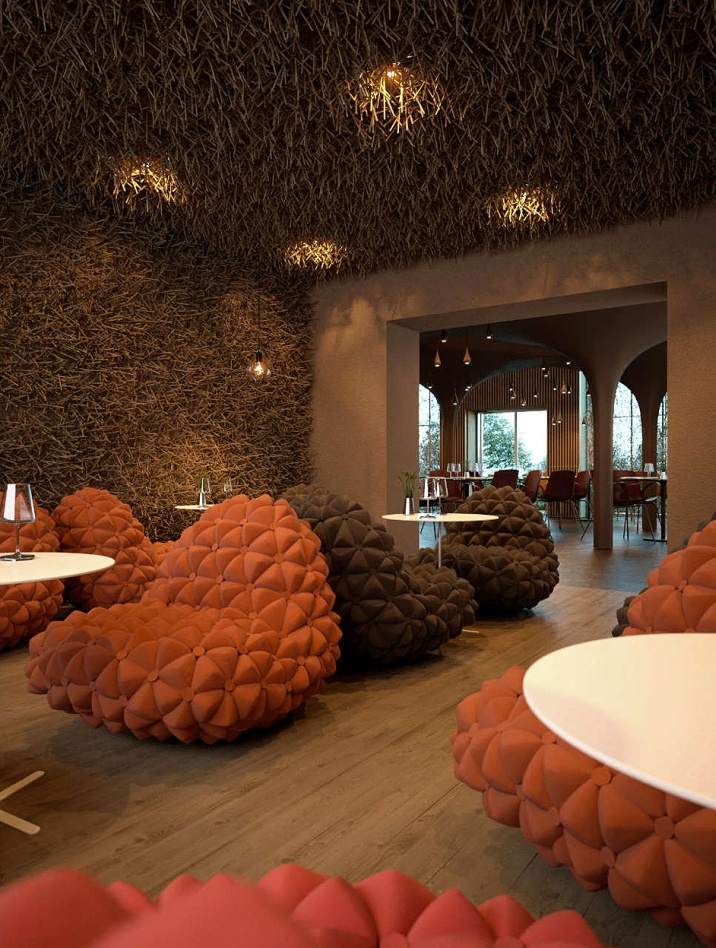 Ресторан Twister в Киеве  Ресторан Twister в Киеве Twister hqroom ru 7